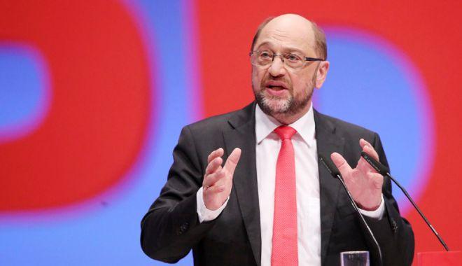 Foto: Germania: Schulz renunță la ideea de a deveni ministru de Externe