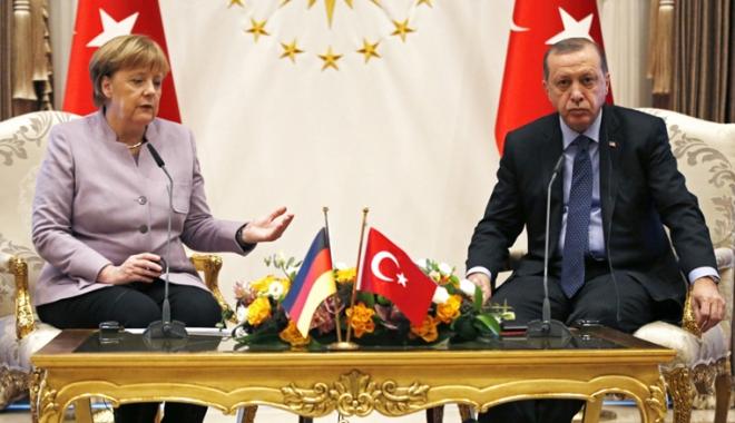 Foto: Germania și Turcia reiau consultările guvernamentale pe teme de securitate