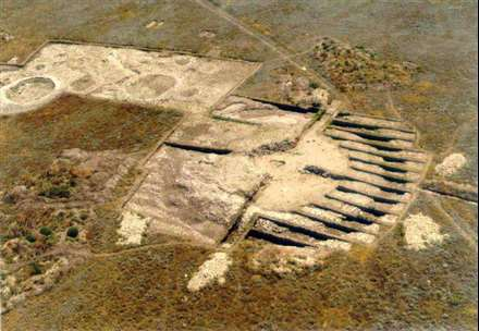 Foto: Cetatea Greco - Romană Argamum - prezentare si imagini
