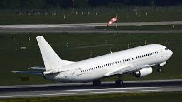 Foto: Un avion cu 150 de pasageri a aterizat de urgenţă pe Otopeni