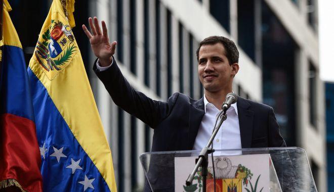 Foto: Este oficial! România îl recunoaște pe Juan Guaidó ca președinte interimar al Venezuelei