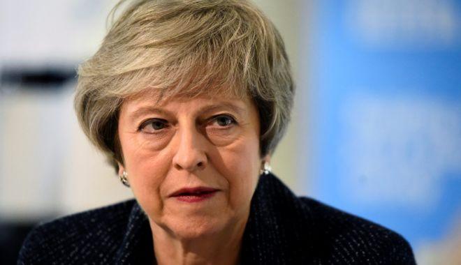 Foto: Theresa May încearcă să treacă a treia oară acordul pentru Brexit