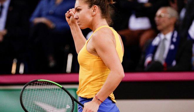 Fed Cup. Simona Halep, două puncte pentru România în semifinala cu Franţa - gettyimages1138261613-1555874738.jpg