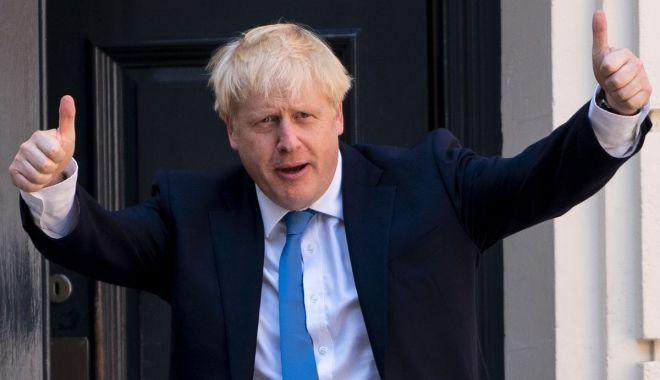 Foto: UPDATE, Alegeri în Regatul Unit: Boris Johnson a obținut o victorie răsunătoare