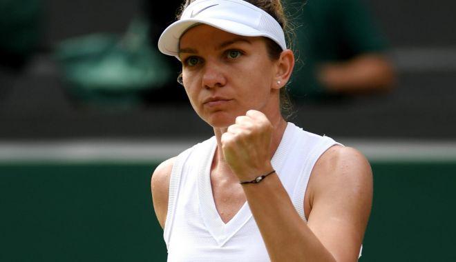 Foto: Simona Halep - Cori Gauff | La ce oră se joacă partida de la Wimbledon