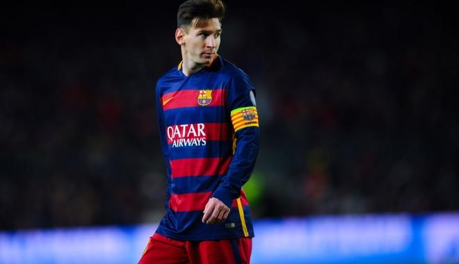 Foto: Informaţia zilei despre Messi
