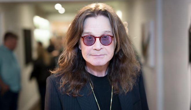 Foto: Ozzy Osbourne, spitalizat din cauza gripei. Anunțul făcut de soția starului rock