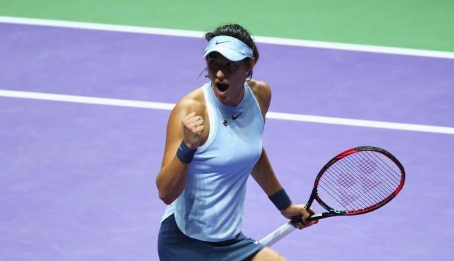 Caroline Garcia, victorioasă în fața Carolinei Wozniacki, la Turneul Campioanelor - gettyimages8662665420-1509104736.jpg