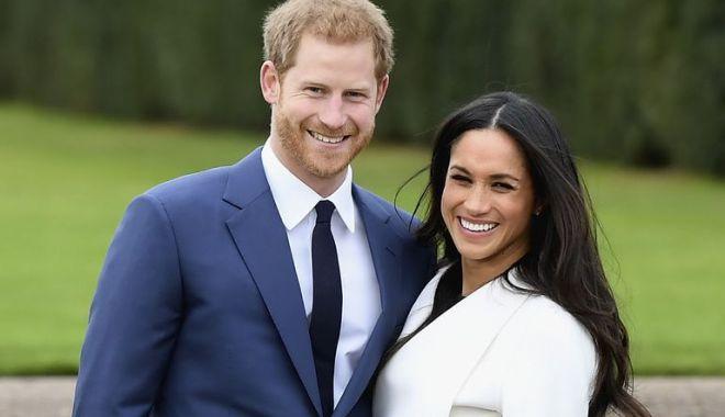 Foto: Prinţul Harry şi Meghan Markle vor deveni părinţi
