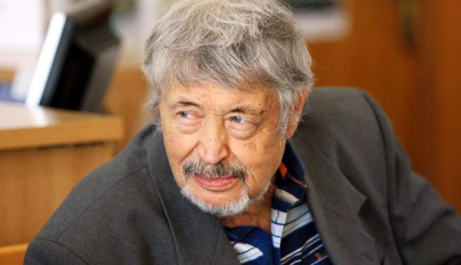 Foto: Gheorghe Dumitraşcu, propus cetăţean de onoare, post-mortem, al judeţului Constanţa
