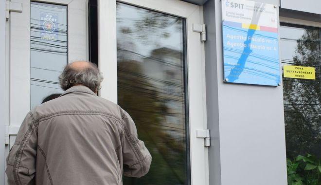 Foto: Ghișeele SPIT, închise timp de două săptămâni
