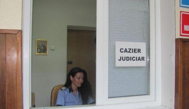 Foto: Avarie la sistemul informatic de la caziere / Ce spune Poliţia