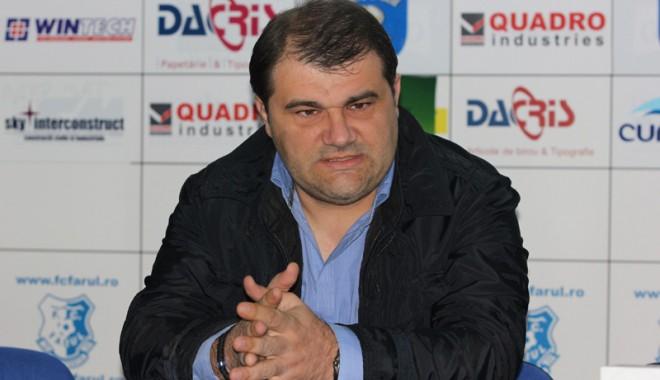 Foto: PRĂBUŞIREA FARULUI! Giani Nedelcu, de la vorbe la fapte