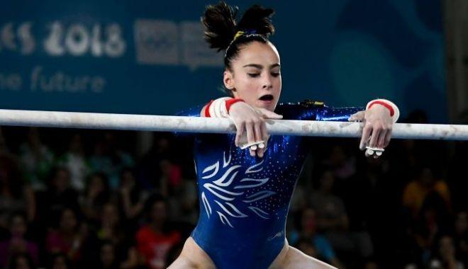 Gimnastă româncă, în finala Cupei Mondiale de la Koper - gimnastica-1559325914.jpg