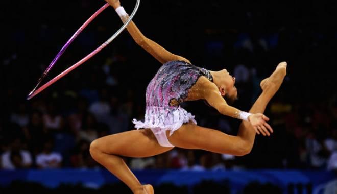 Foto: Gimnastică ritmică: România, reprezentată de două sportive la Europene