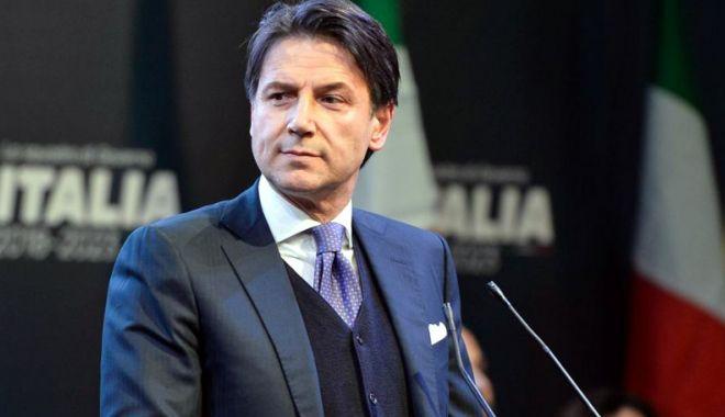 Foto: Giuseppe Conte, propus pentru funcţia de premier al Italiei