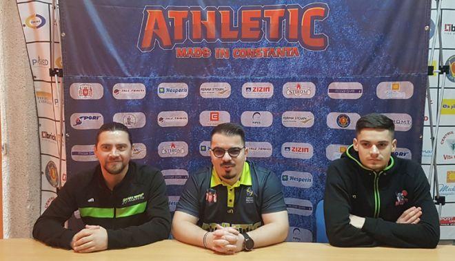 """Foto: """"Gladiatorii din Tomis"""", pregătiţi de """"luptele"""" cu Steaua şi Dinamo"""