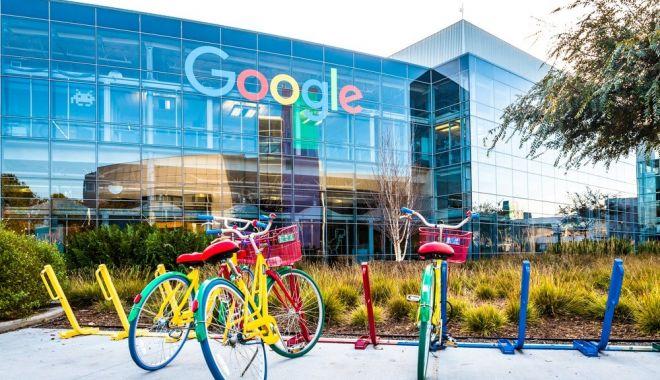Foto: Google contestă amenda record de 5 miliarde de dolari impusă de Comisia Europeană