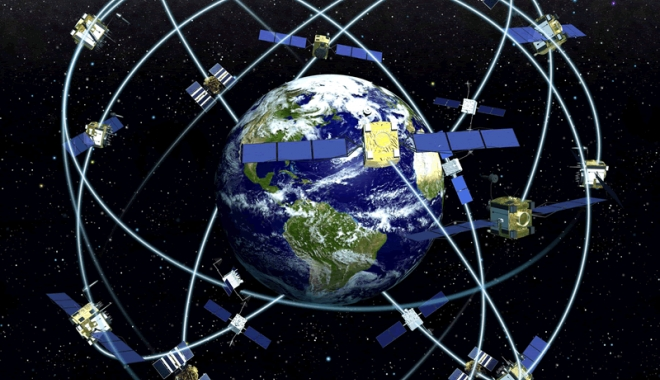 "Foto: ""GPS-ul"" european a devenit funcțional"
