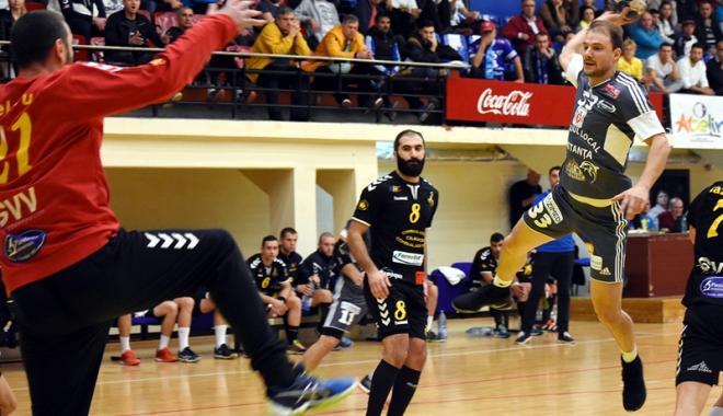 Foto: Grăbiţi-vă să mai prindeţi bilete! HC Dobrogea Sud are nevoie de susţinerea fanilor