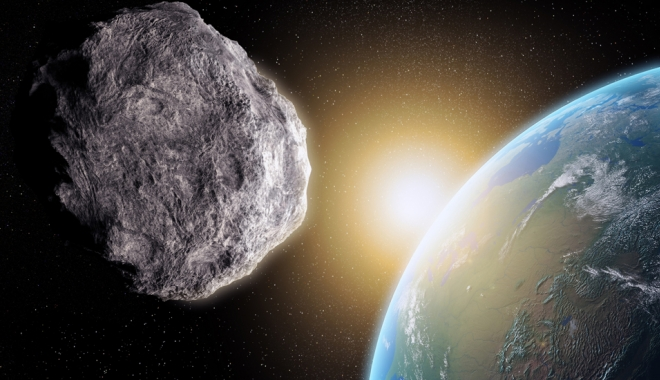 """Foto: ASTRONOMII AVERTIZEAZĂ: """"Este posibil ca o coliziune să nu poată fi evitată. Ar putea fi un an critic pentru planeta noastră"""""""