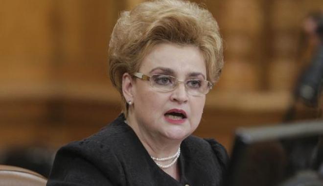 Foto: Graţiela Gavrilescu, propunerea ALDE pentru Ministerul Mediului
