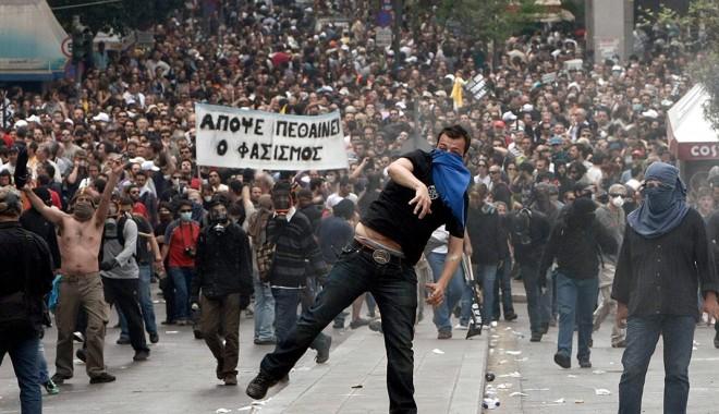 Foto: �oc �n Europa: Germania vrea suveranitatea Greciei