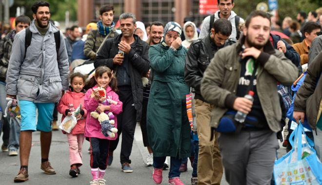 Foto: Grecia va primi înapoi pe teritoriul său 1.500 de solicitanţi de azil din Germania