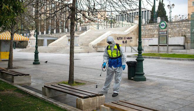 Foto: Grecia speră să revină la normalitate în luna mai