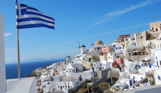Foto: Grevă generală în Grecia. Sunt afectate și zborurile internaționale
