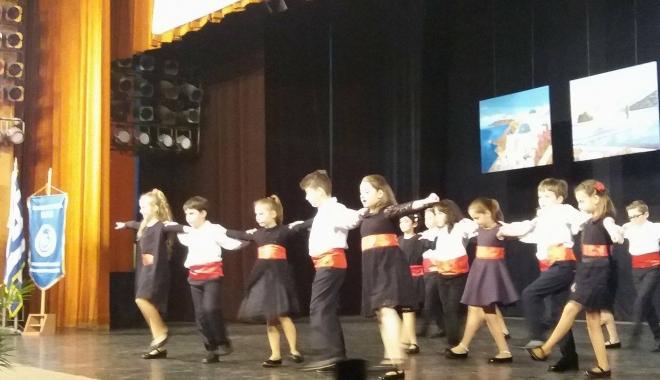 Foto: GALERIE FOTO / Grecii din Constanţa au sărbătorit Ziua Naţională a Republicii Elene