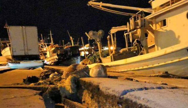 Foto: Grecia a fost lovită de un cutremur cu magnitudinea 6,4