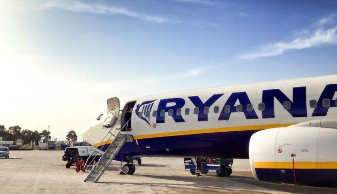 Foto: ATENŢIE! Grevă la Ryanair. Zeci de curse sunt anulate, azi