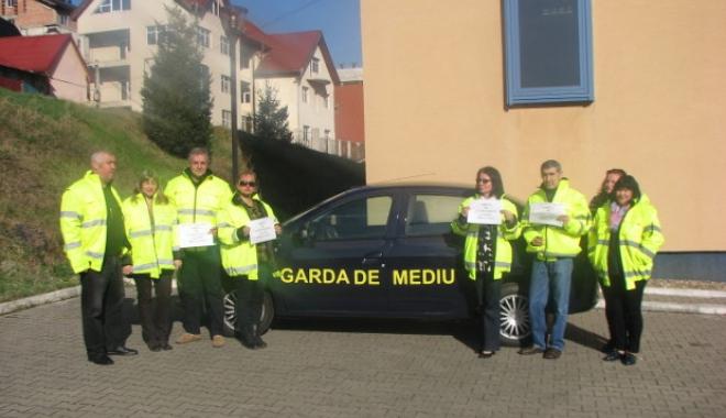 Foto: GREVĂ GENERALĂ LA GARDA DE MEDIU, ÎN TOATĂ ŢARA
