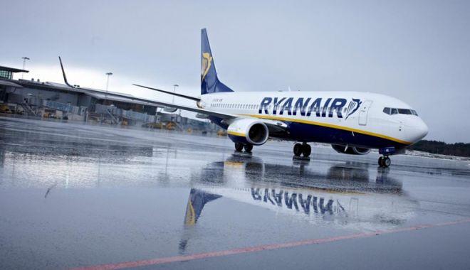 Haos la Ryanair: Vineri are loc o nouă GREVĂ, 190 de zboruri sunt anulate - grevaryanair-1537974651.jpg