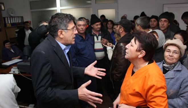 Foto: Revoltă la Sanatoriul Techirghiol. De ce nu pot face grevă angajaţii unităţii