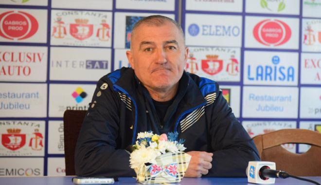 Foto: SSC Farul s-a despărţit de antrenorul Petre Grigoraş