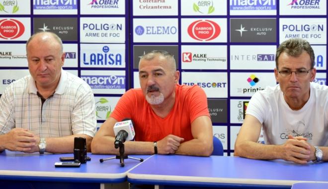 Foto: Grigoraş nu a semnat! Proiectul SSC Farul, la mâna Consiliului Local Constanţa