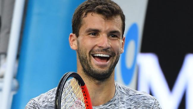 Foto: Tenis: Bulgarul Grigor Dimitrov a câștigat Turneul Campionilor