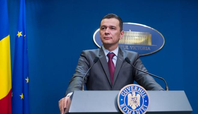 Foto: Grindeanu, sesizare la CCR cu privire la votul moţiunii de cenzură