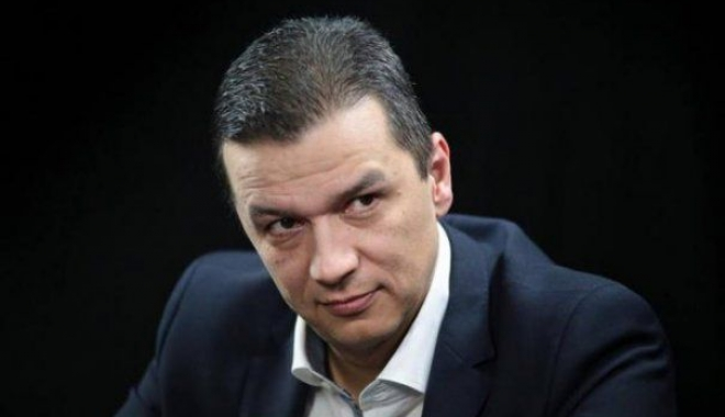 """Foto: Grindeanu: """"Asistăm la un război personal purtat de un singur om, Liviu Dragnea, şi un grup restrâns din jurul său"""""""