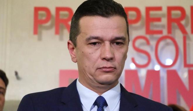"""Foto: SORIN GRINDEANU: """"Duminică va fi o întrunire de Guvern pentru ABROGAREA OUG privind modificarea Codurilor Penale"""""""