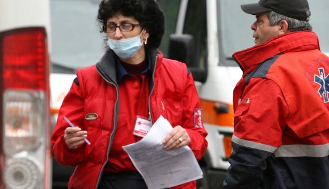 Foto: Internări pe bandă rulantă la Spitalul de Boli infecţioase