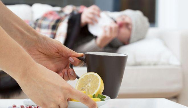 Foto: Gripa ucide din nou: Zece decese confirmate în România