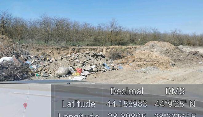 Groapă de deşeuri lângă situl Natura 2000 Fântâniţa Murfatlar - groapadedeseuri1-1618313500.jpg