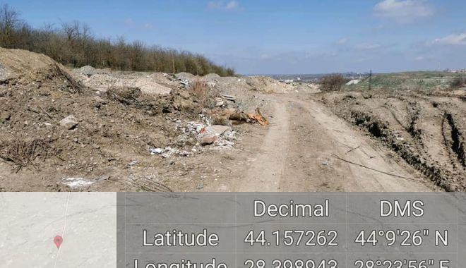 Groapă de deşeuri lângă situl Natura 2000 Fântâniţa Murfatlar - groapadedeseuri2-1618313512.jpg