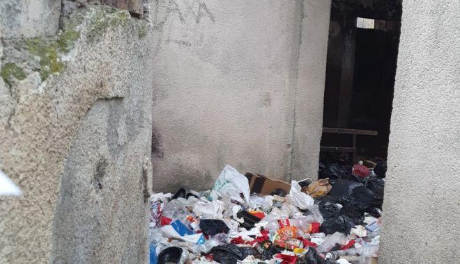 Groapă de gunoi, în Satul de Vacanţă. Un agent economic, amendat - groapadegunoi-1618235186.jpg