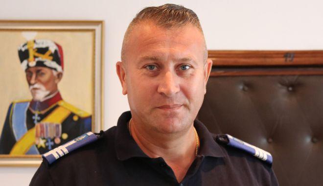 """Foto: Colonelul Ion Bordei a preluat comanda Grupării de Jandarmi """"Tomis"""""""