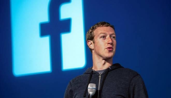 """Foto: """"Vreau ca reţeaua Facebook să devină la fel de vitală ca energia electrică"""""""