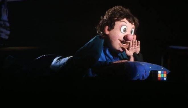 "Foto: ""Gulliver"", un spectacol cu imagini 3D stereoscopice"